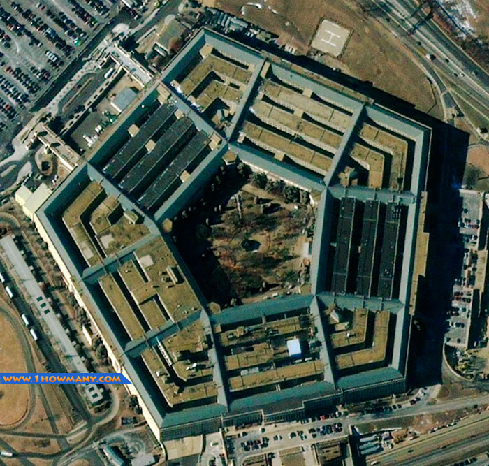 How many sides does a pentagon have for 15th floor octagon building ortigas